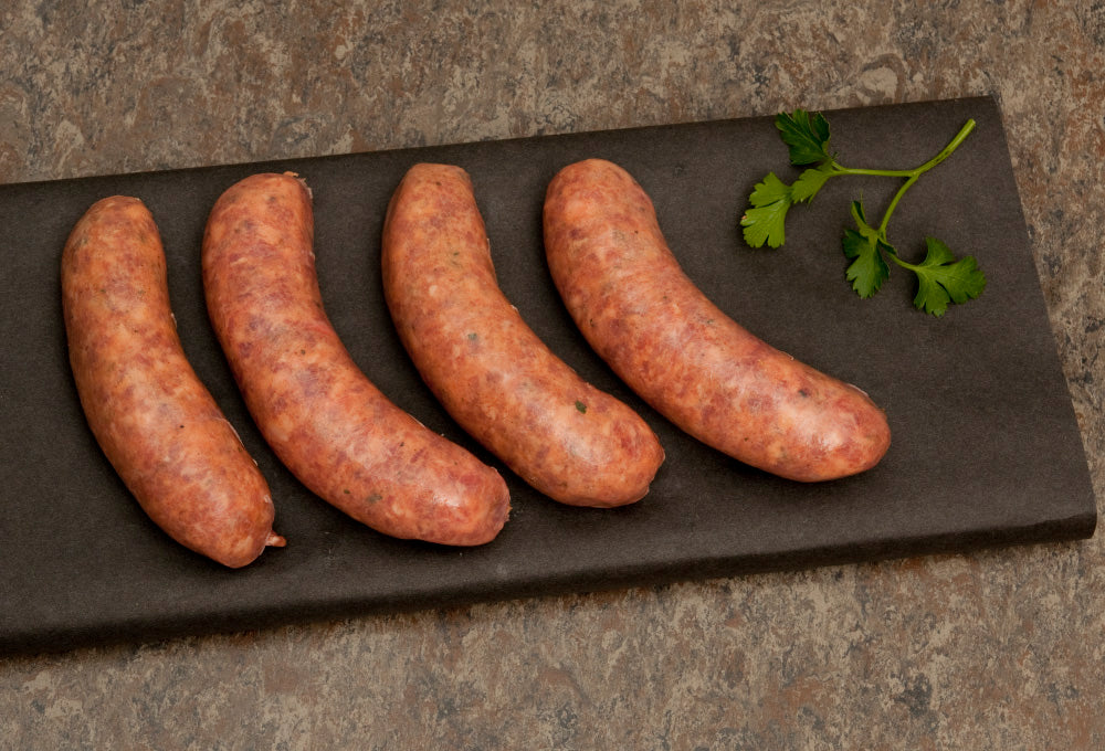 Cornish Sausages