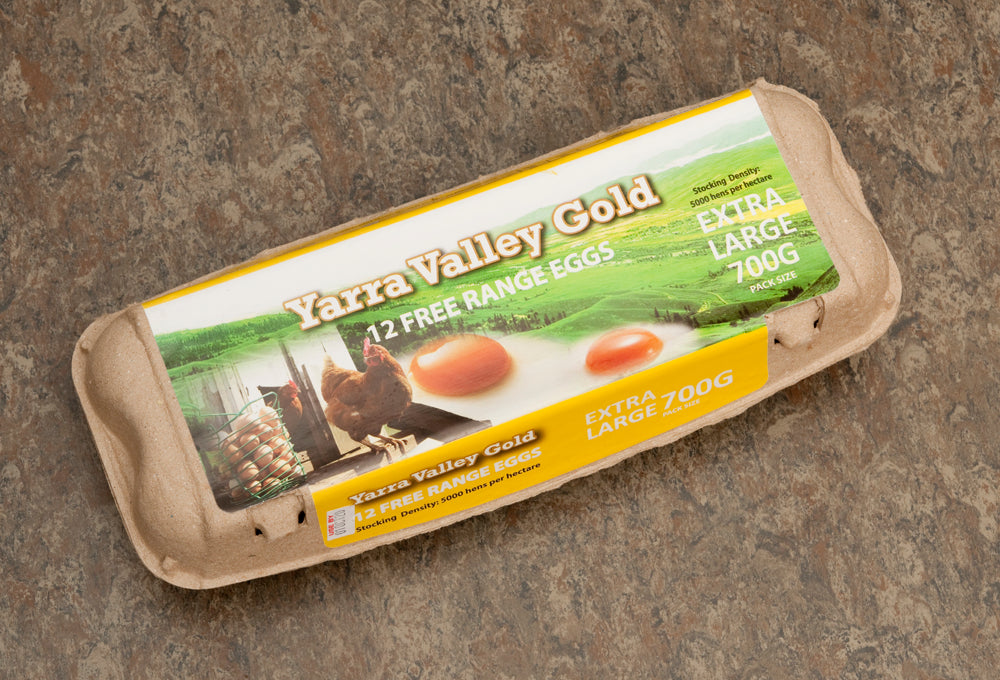 Yarra Valley Free Range Eggs