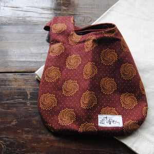 I am Mazarin - Japanese Knot Bag