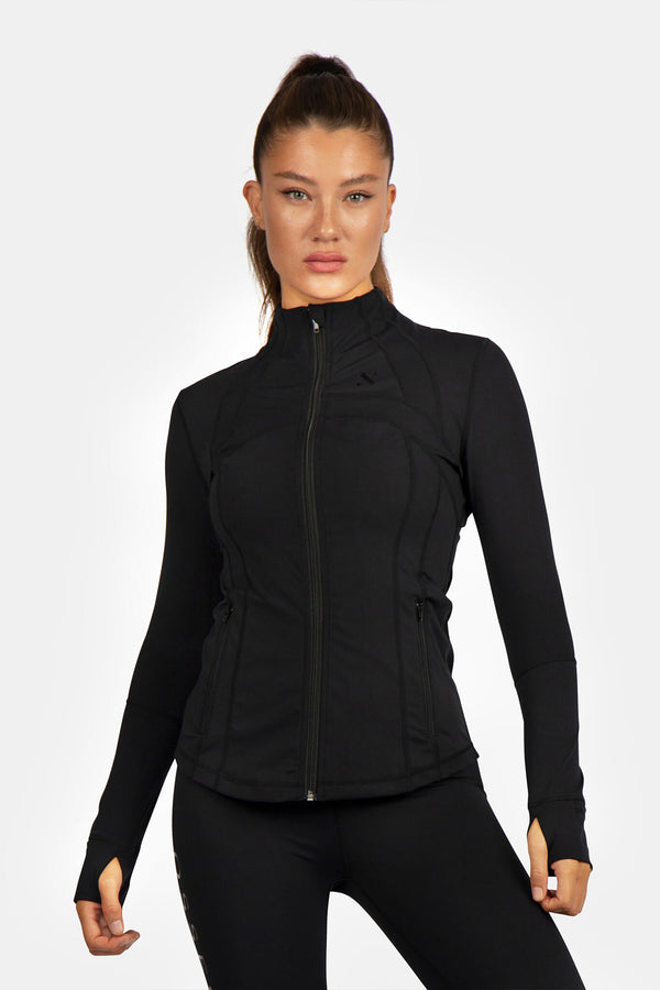 Ossesso Women's Fit Zip Jacket 1