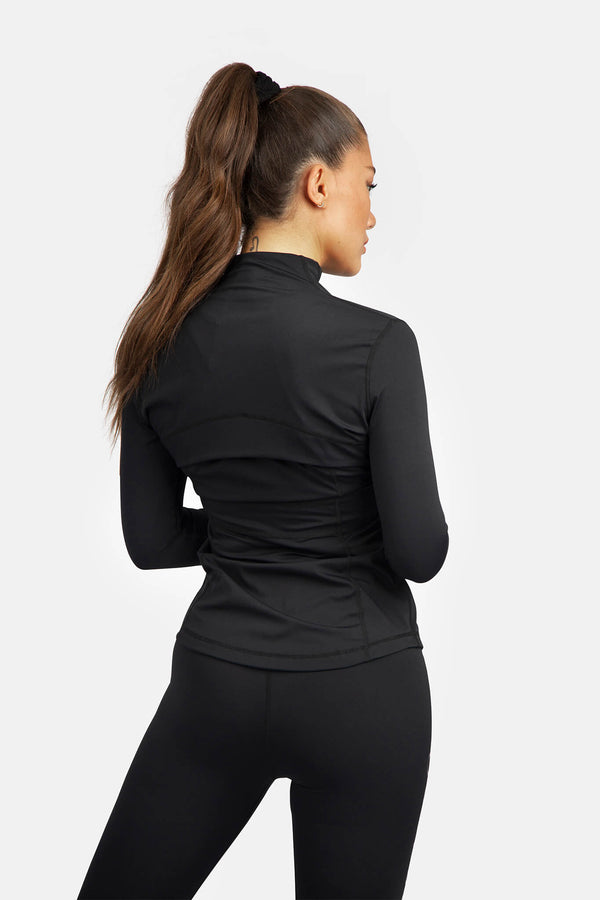 Ossesso Women's Fit Zip Jacket 2