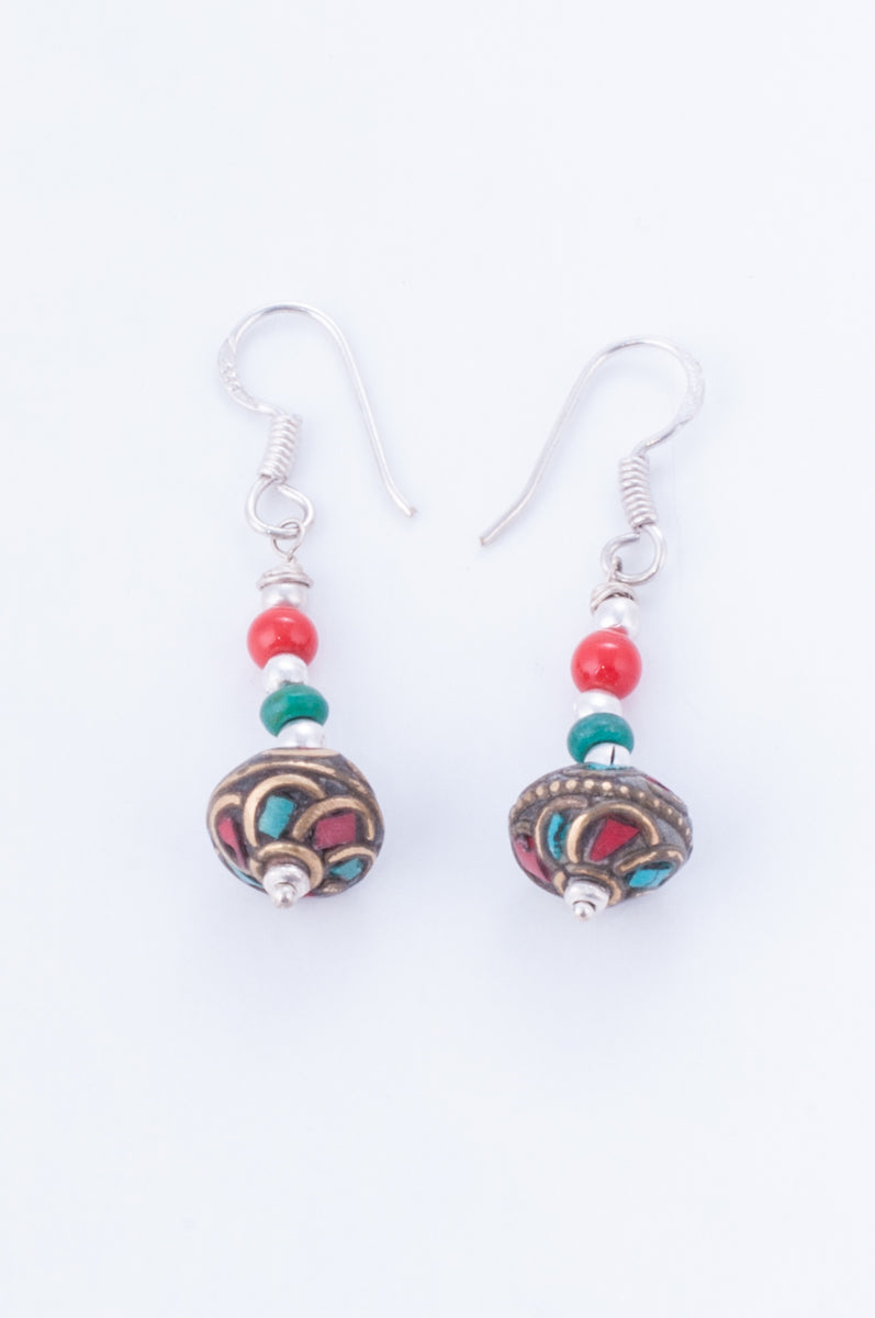Collection Tibet - Boucles Om Mani 1