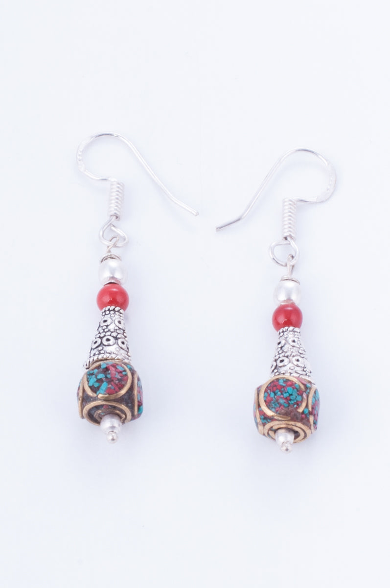 Collection Tibet - Boucles Om Mani 3