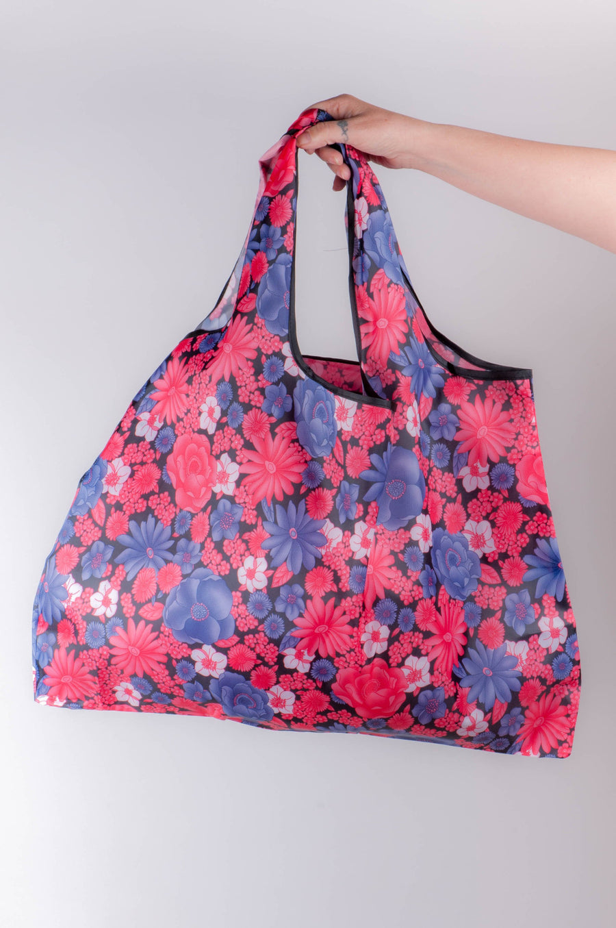 Sac magasinage réutilisable-pliable