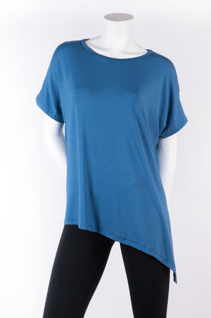 T-shirt ample pointes