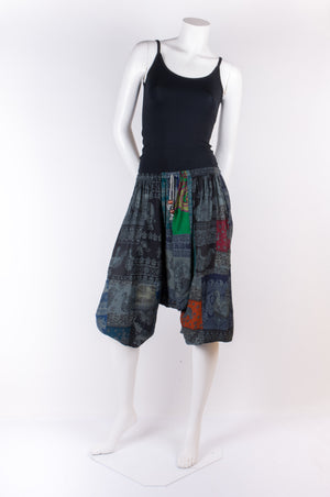 Sarouel Tie-Dye ''Patch'' court