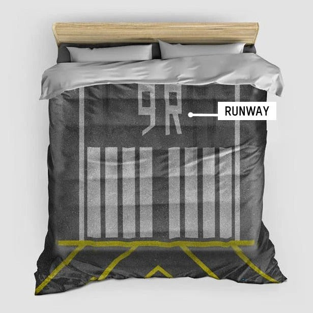Custom Runway - Duvet Cover