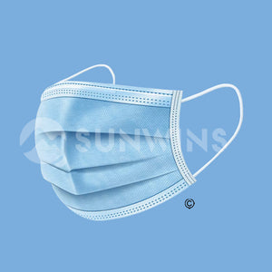 Level 2 Face Mask - BLUE