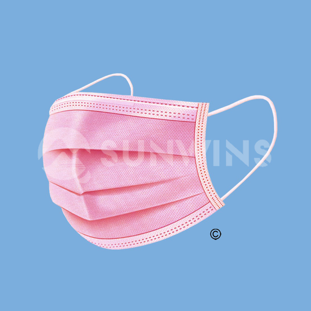 Level 1 Face Mask - PINK