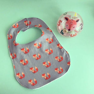 Small Fox Bib