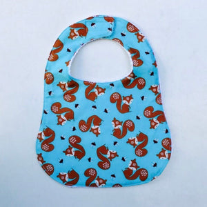 Squirrel Bib