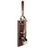 360-Professional Wall-mounted Corkscrew with Wood Backing BOJ (Old Coppered)-byBOJ