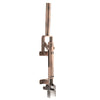 boj professional old coppered wall mounted corkscrew wine opener model 110 10408 - BOJpro.com