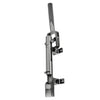 BOJ Professional Wine Opener Black Nickeled Wall Mounted Corkscrew, Model 110