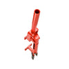 BOJ Professional Red Wall-Mounted Corkscrew, Model 110