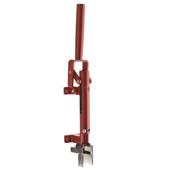 BOJ Professional LUX Metallic Red, Wall-Mounted Corkscrew Wine Opener, Model 110 - BOJpro.com