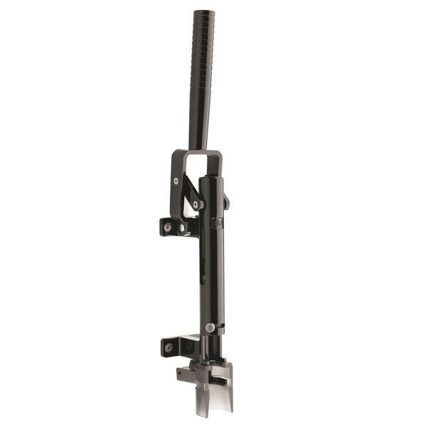 BOJ Professional LUX Metallic Black, Wall-Mounted Corkscrew, Model 110 - BOJpro.com