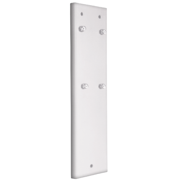 White Wood Back Board - Original BOJ replacement