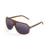 OCEAN Sunglasses BOJpro model BAI 15200.0 Frame Dark Brown & Lens Smoke