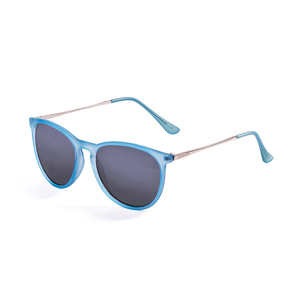 OCEAN Sunglasses BOJpro model BARI 60000.5 Frame Blue Light & Lens Smoke