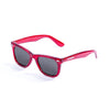 OCEAN Sunglasses BOJpro model CAPE TOWN 17100.4 Frame Shiny Red & Lens Smoke
