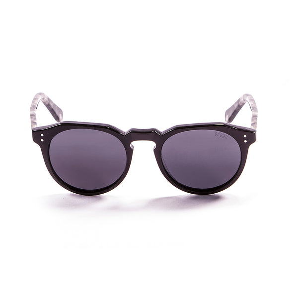 OCEAN Sunglasses BOJpro model CYCLOPS 10100.1 Frame Matte Black & Lens Smoke