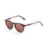 OCEAN Sunglasses BOJpro model CYCLOPS 10100.2 Frame Brown & Lens Brown
