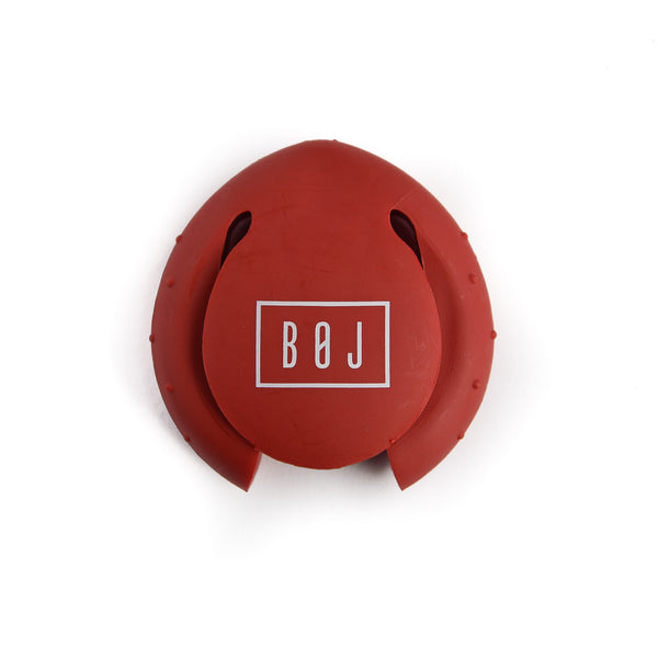 360-Cap Cut Foil Cutter BOJ (Red) Easy Grip-byBOJ