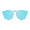 OCEAN Sunglasses BOJpro model IBIZA 21.1 Frame Space Light Blue & Lens Space Light Blue