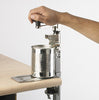360-BOJ Commercial Can Opener (Stainless Steel, Table Mounted) with 19