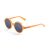 OCEAN Sunglasses BOJpro model JAPAN 4000.7 Frame Shiny Coffee & Lens Smoke