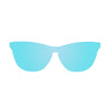 OCEAN Sunglasses BOJpro model LA MISSION 25.1N Frame Space Light Blue & Lens Space Light Blue