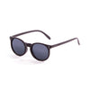 OCEAN Sunglasses BOJpro model LIZARD 72000.3 Frame Matte Black & Lens Smoke