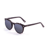 OCEAN Sunglasses BOJpro model MR FRANKLIN 71000.1 Frame Shiny Black & Lens Smoke