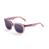 OCEAN Sunglasses BOJpro model SAN CLEMENTE 61000.96 Frame Light Brown & Lens Smoke