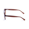 OCEAN Sunglasses BOJpro model WASHINGTON 5000.95 Frame Dark Brown Transparent & Lens Brown