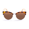 OCEAN Sunglasses BOJpro model MEDANO 67000.4 Frame Demy Brown & Lens Brown