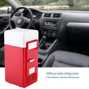 Mini Portable Fridge