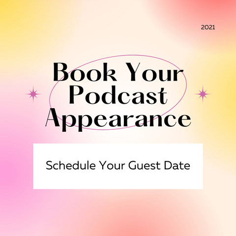 Accepting Podcast Guests on Happy Being Well Podcast