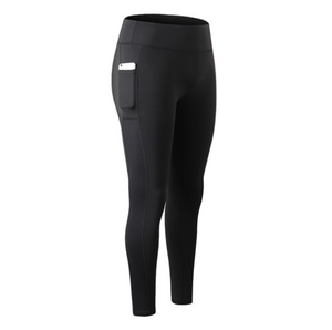 Women Yoga Pant With Pocket Tights Energy Seamless Sports Pants For
