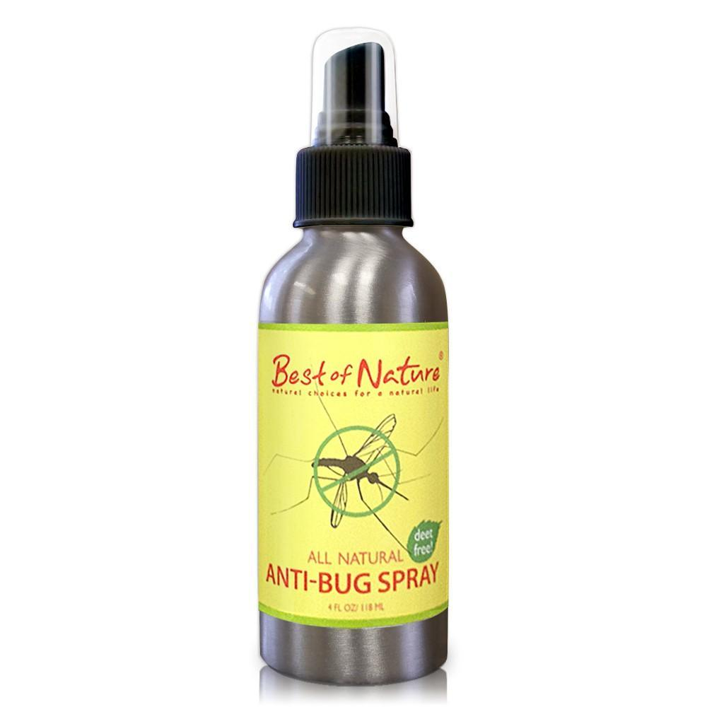 Anti Bug Spray: Natural Insect Repellent