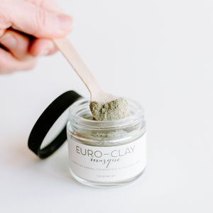 Euro-Clay Face Masques