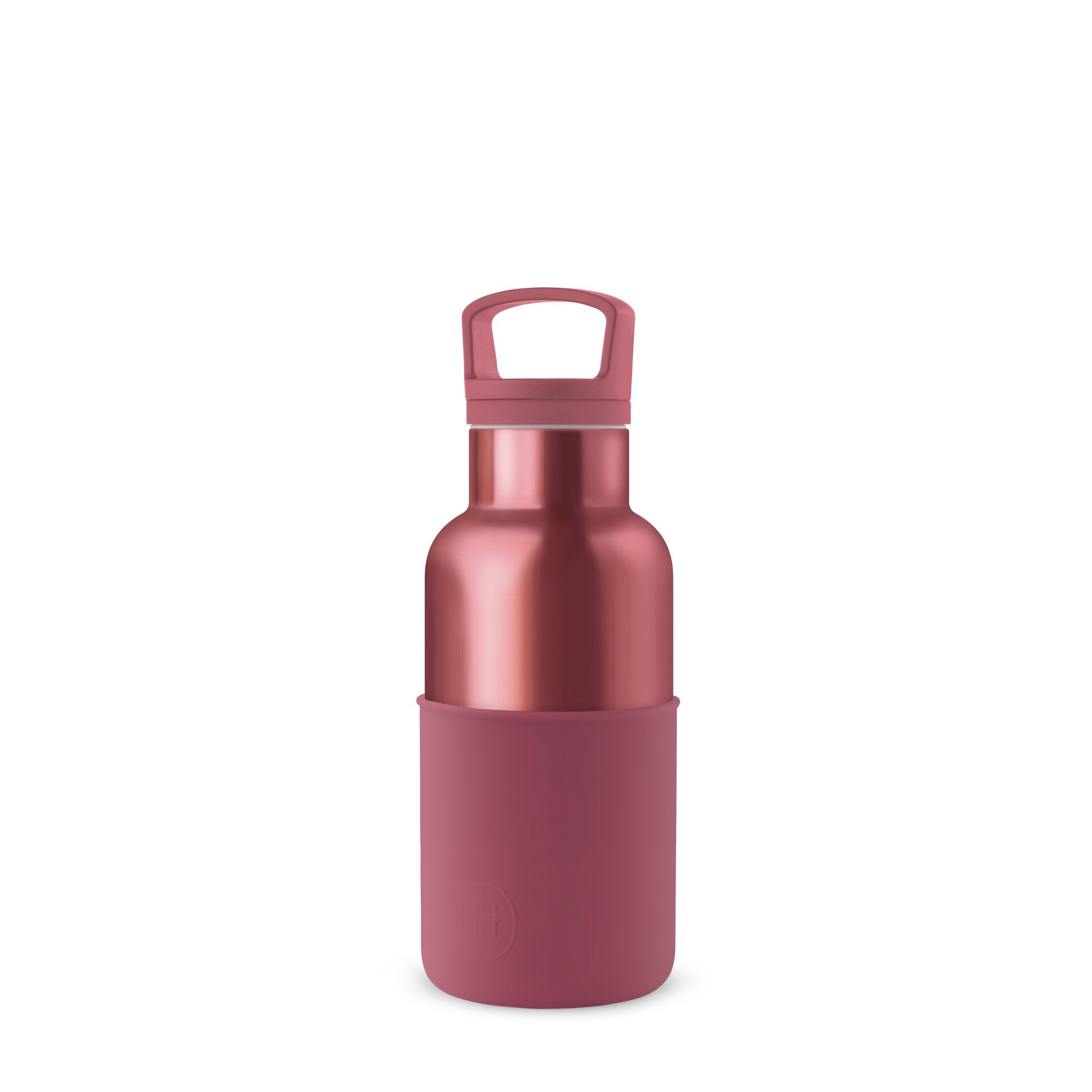 Rose Gold-WineRed 12 Oz
