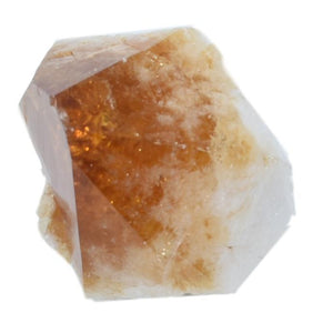 Large Citrine Points