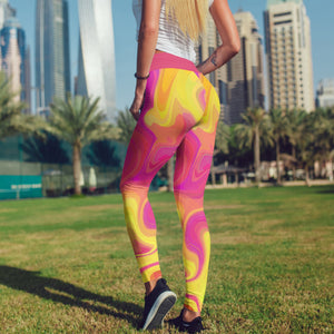 Sunrise Liquid Beverly Leggings