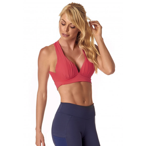 CUPPED SPORTS BRA - TAME