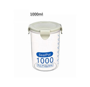 Transparent Sealing Nuts Seeds Storage container