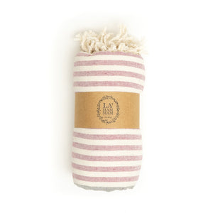 Gallipoli Peshtemal Pure Cotton Beach Towel