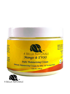 Mango & EVOO Daily Hair Moisturizing Cream