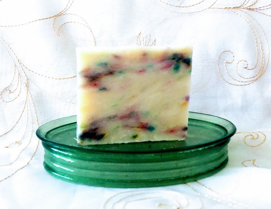 Confetti Wholesale Soap Bars